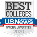 Best Colleges U.S. News logo for Michigan Tech